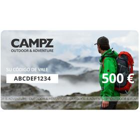 CAMPZ Gift Voucher, 500 €